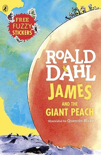 9780141365459: James And The Giant Peach (Dahl Fiction)