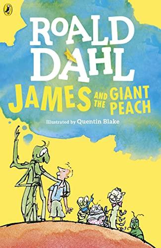 9780141365459: James And The Giant Peach (Dahl Fiction)