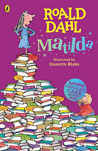 9780141365466: Matilda (Dahl Fiction)