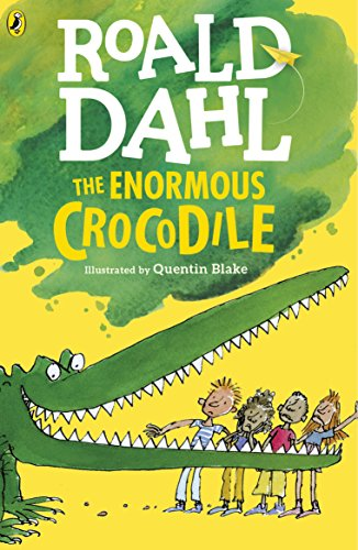 The Enormous Crocodile (Paperback): Roald Dahl