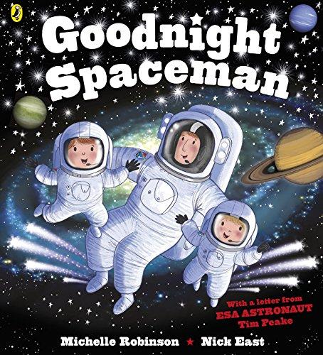 9780141365626: Goodnight Spaceman (Goodnight 6)
