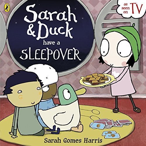 9780141365909: Sarah & Duck Have a Sleepover (Sarah and Duck)