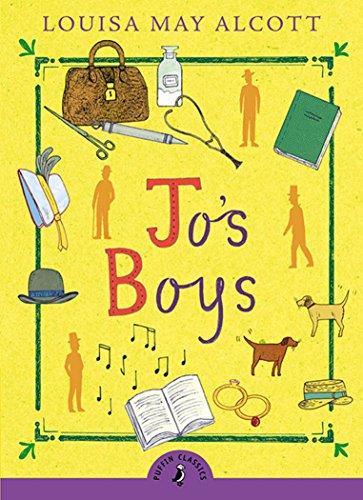 9780141366098: Jo's Boys (Puffin Classics)
