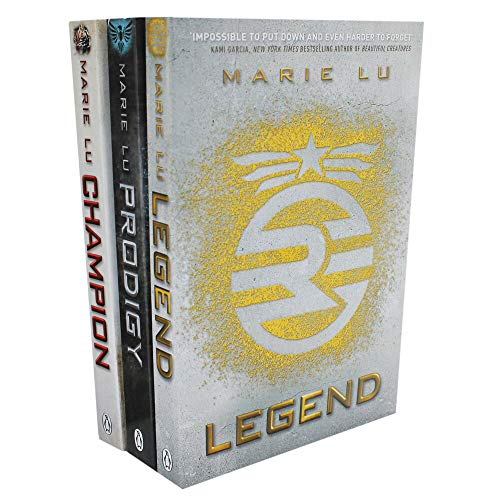 9780141367118: Legend Trilogy Set