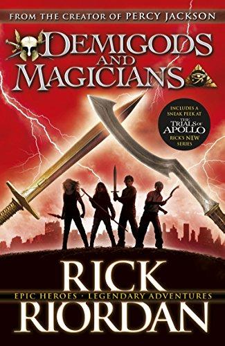 9780141367286: Demigod And Magicians (Demigods and Magicians)