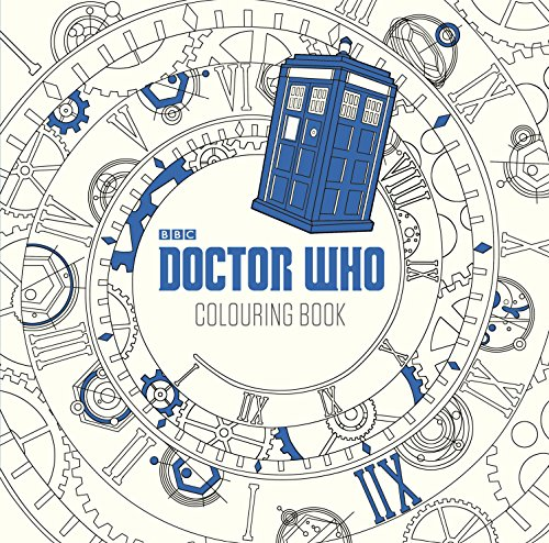 9780141367385: Doctor Who: The Colouring Book