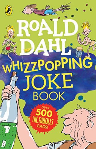 9780141368238: Whizzpopping Joke Book (Dahl Fiction)