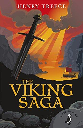 9780141368658: The Viking Saga (A Puffin Book)