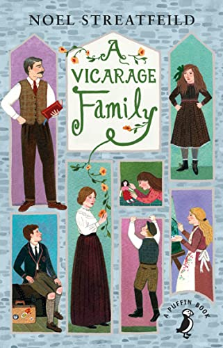 9780141368665: A Vicarage Family (A Puffin Book)