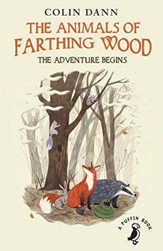 9780141368740: The Animals of Farthing Wood: The Adventure Begins (A Puffin Book)