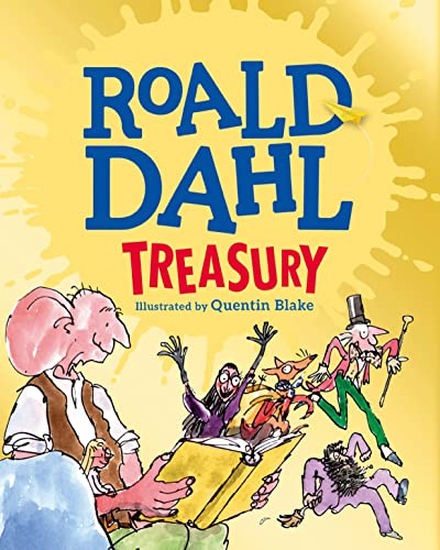 9780141369228: The Roald Dahl Treasury (Dahl Fiction)