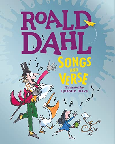 9780141369235: Songs and Verse (Dahl Fiction)