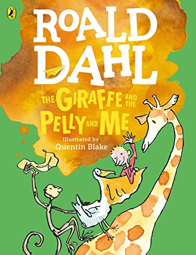 9780141369273: The Giraffe And The Pelly And Me - Colour Edition (Dahl Colour Editions)