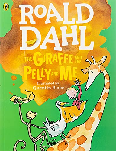9780141369273: The Giraffe and the Pelly and Me (Colour Edn) (Dahl Colour Editions)