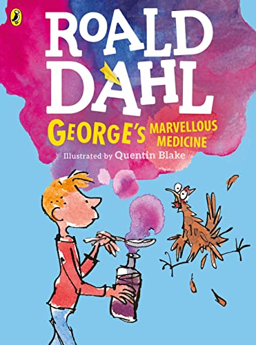 9780141369297: George's Marvellous Medicine (Colour Edn)