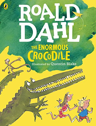 9780141369303: The Enormous Crocodile - Colour Edition (Dahl Colour Editions)