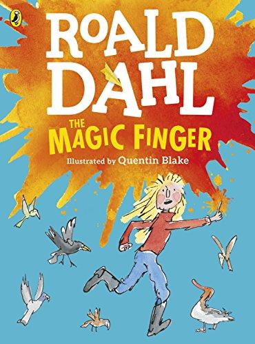 9780141369310: The Magic Finger - Colour Edition (Dahl Colour Editions)