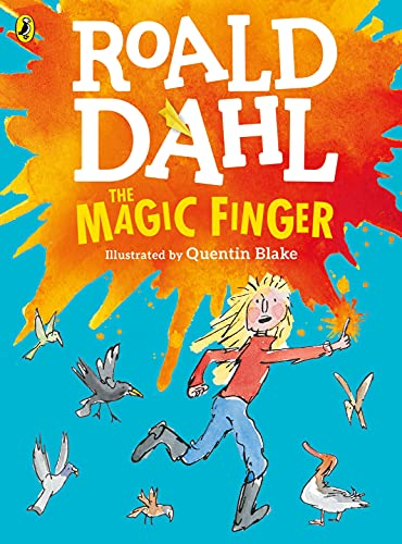 9780141369310: The Magic Finger - Colour Edition (Dahl Colour Editions)