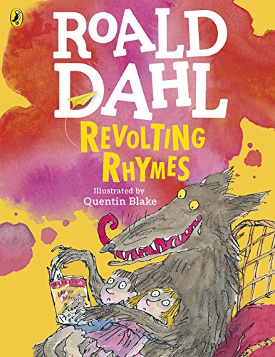 9780141369327: Revolting Rhymes (Colour Edition)