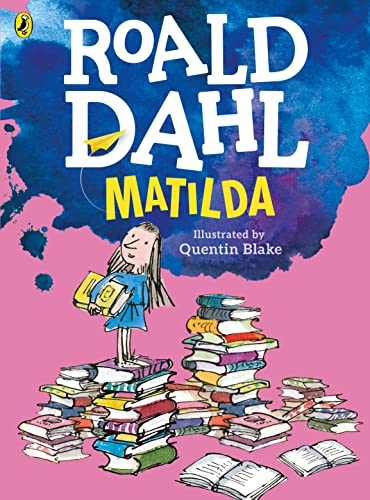 9780141369365: Matilda - Colour Edition
