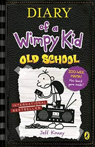 9780141370613: Diary of a Wimpy Kid 10. Old School