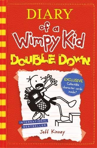 9780141373027: Double Down (Diary of a Wimpy Kid book 11)