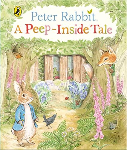 9780141373300: Peter Rabbit: A Peep Inside Tale