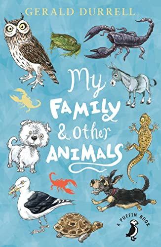9780141374109: My Family And Other Animals (A Puffin Book)