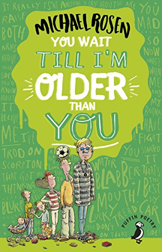 9780141374215: You Wait Till I'm Older Than You! (Puffin Poetry)