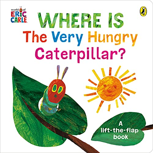 9780141374352: Where is the Very Hungry Caterpillar?