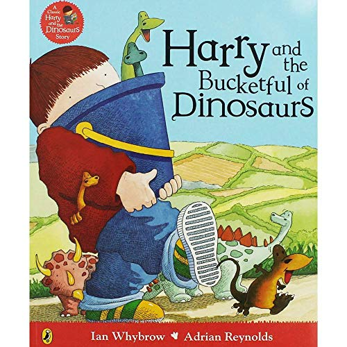 9780141375144: Harry and the Bucketful of Dinosaurs
