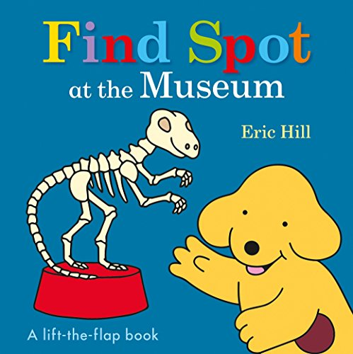 9780141375960: Find Spot at the Museum