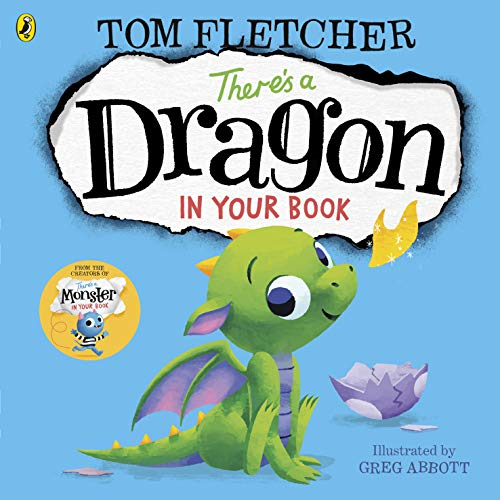 9780141376134: There's a Dragon in Your Book (Who's in Your Book?)