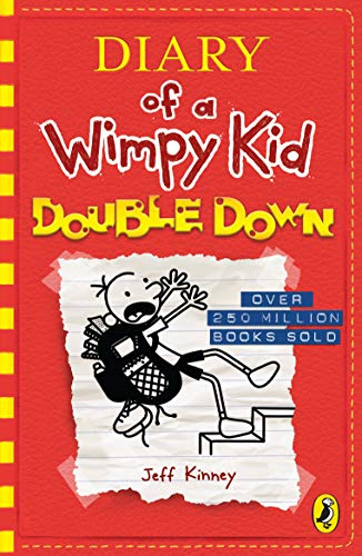 9780141376660: Diary of a Wimpy Kid: Double Down (Book 11)