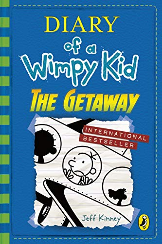9780141376677: Diary Of A Wimpy Kid. The Getaway