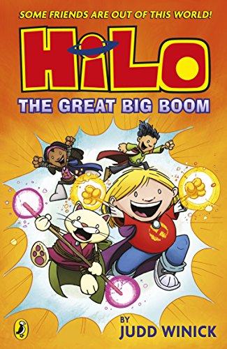 9780141376806: Hilo: The Great Big Boom (Hilo Book 3)
