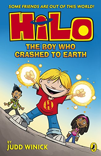 9780141376929: Hilo: The Boy Who Crashed to Earth (Hilo Book 1)