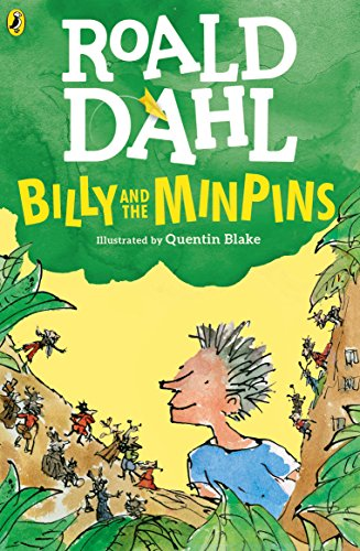9780141377520: Billy and the Minpins (illustrated by Quentin Blake)