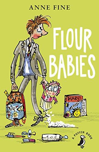 9780141377650: Flour Babies (A Puffin Book)