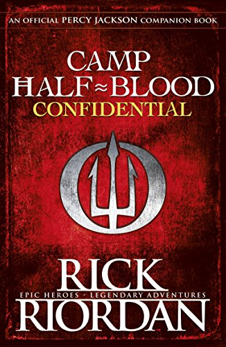 9780141377698: Camp Half-Blood Confidential (Percy Jackson and the Olympians)