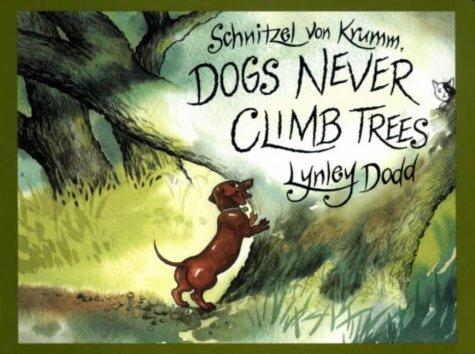 9780141380087: Schnitzel Von Krumm, Dogs Never Climb Trees (Picture Puffin)
