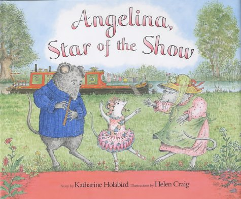 9780141380155: Angelina, Star of the Show
