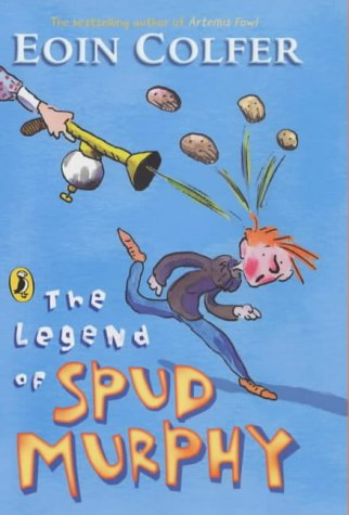 The Legend of Spud Murphy: Eoin Colfer, Tony