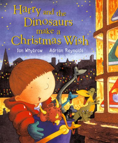 9780141380179: Harry and the Dinosaurs Make a Christmas Wish