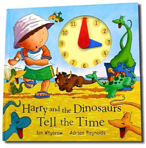 9780141380193: Harry and the Dinosaurs Tell the Time