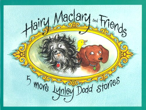 9780141380230: Hairy Maclary and Friends: Five More Lynley Dodd Stories