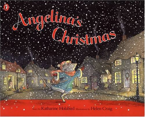 9780141380278: Angelina's Christmas (Angelina Ballerina)