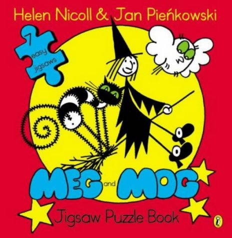 9780141380308: Meg and Mog Jigsaw Puzzle Book