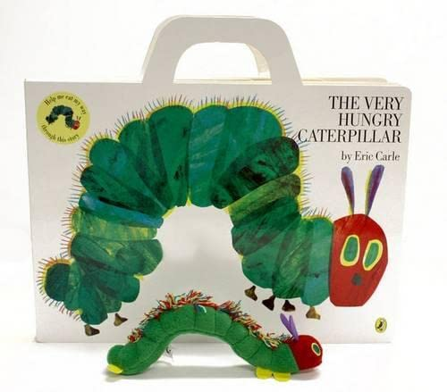 The Very Hungry Caterpillar (Board Books): Eric Carle