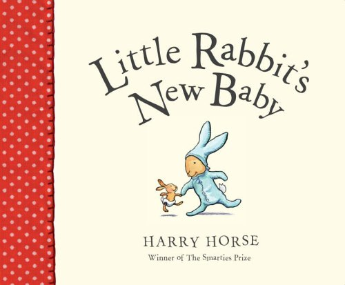 9780141380445: LITTLE RABBIT'S NEW BABY